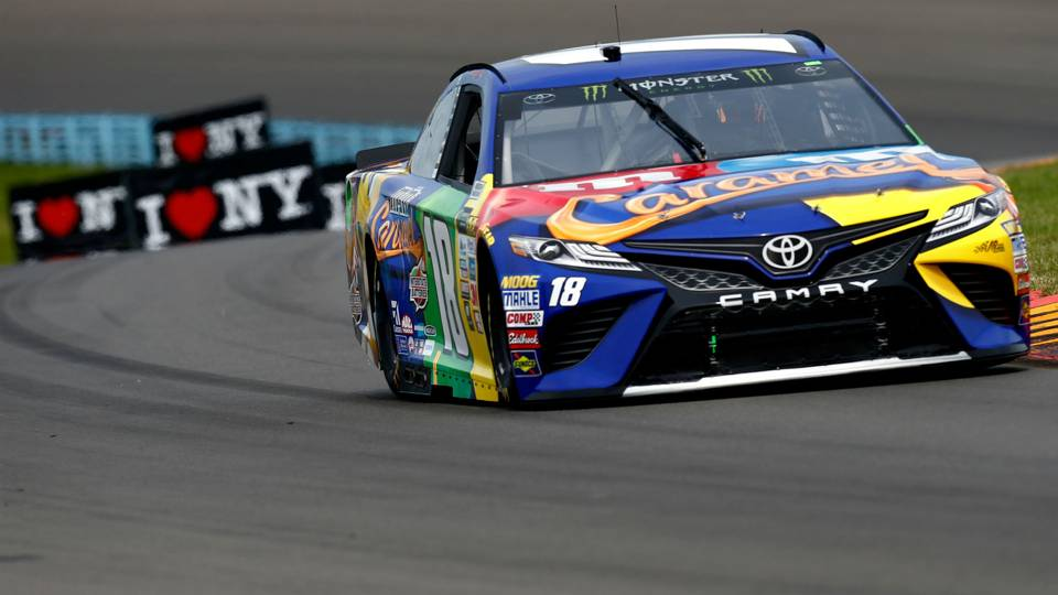 NASCAR at Richmond: Race results, highlights from Kyle Busch's playoff win