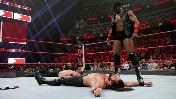 WWE, ロウ, #1338, プレビュー