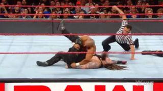 WWE ロウ #1315 ロウ・タッグ王座