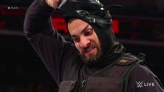 WWE, ロウ, #1334, ロリンズ