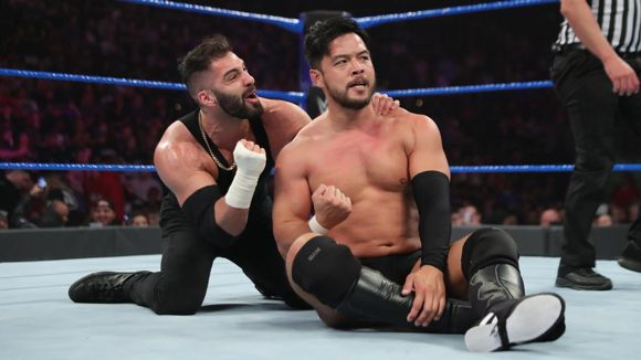 WWE, 205 LIVE, #111, ヒデオ・イタミが4ウェイ戦進出