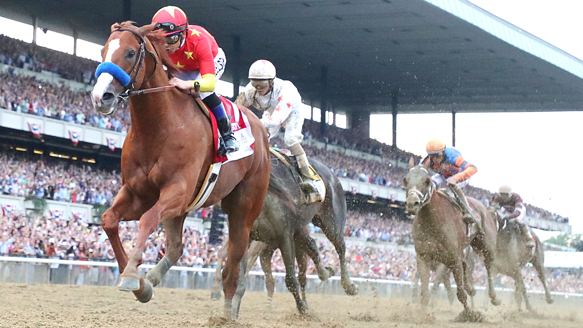 Justify S Triple Crown Called Into Question Amid Report Of