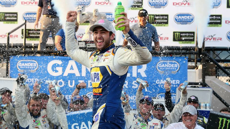 NASCAR at Dover: Race result, highlights from 'Gander Outdoors 400'