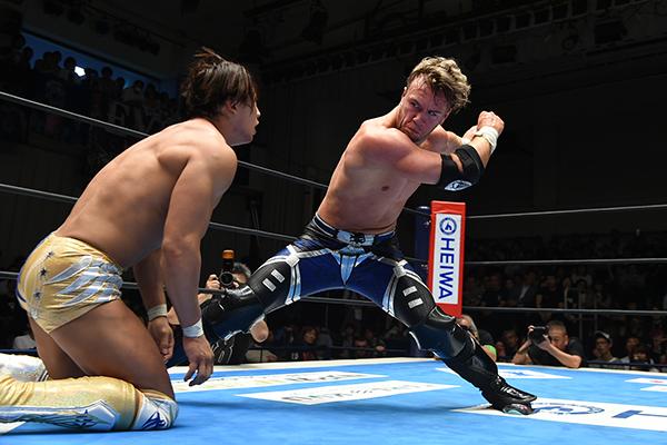 Risultati immagini per Ospreay vs Ibushi G1 Climax