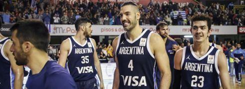 Scola Argentina FIBA