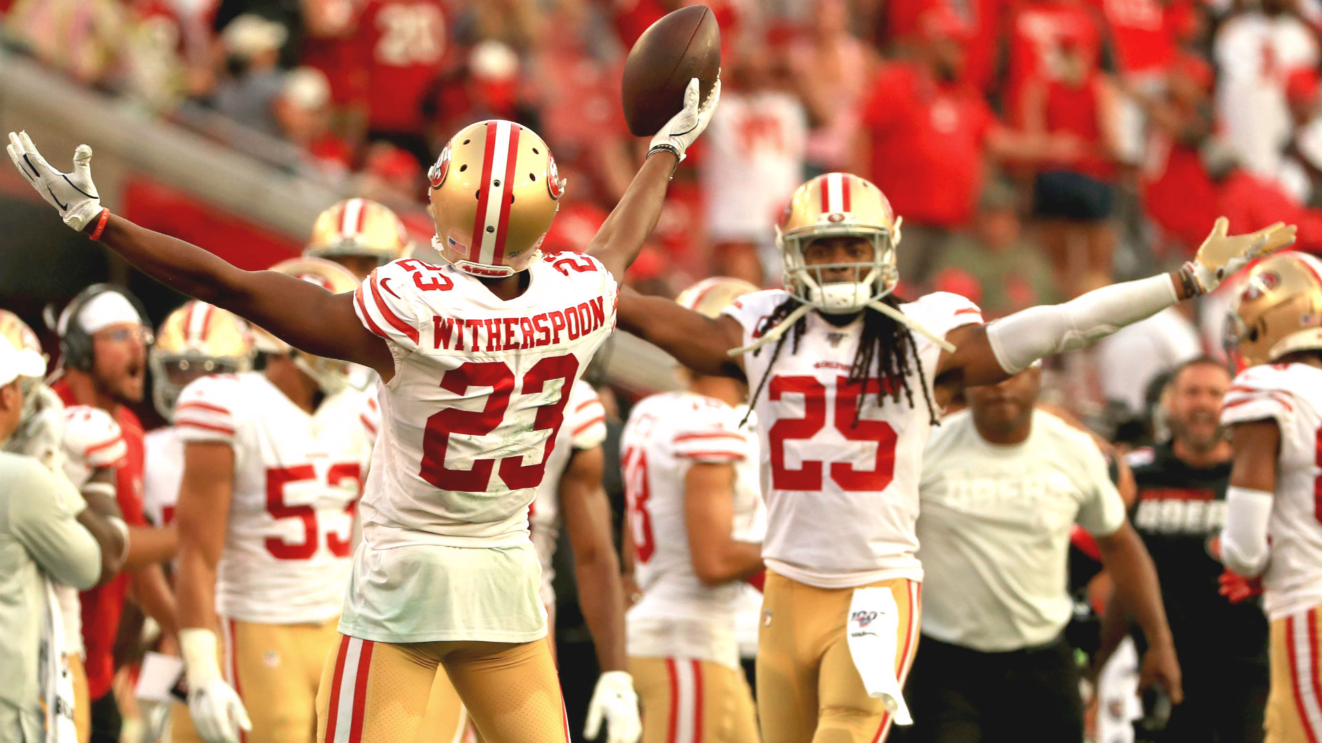 49ers finally find the defense to help Jimmy Garoppolo, Kyle Shanahan in a playoff breakthrough