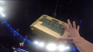 WWE マネー・イン・ザ・バンク GoPro 選手視点