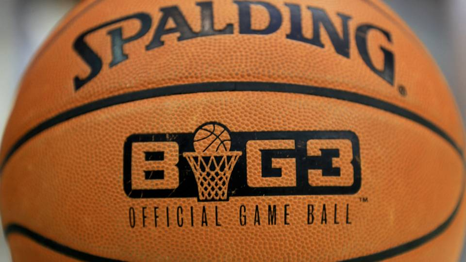 When is BIG3 2018? Schedule, rosters, rules, how to watch live