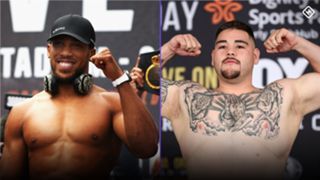 Anthony Joshua-Andy Ruiz