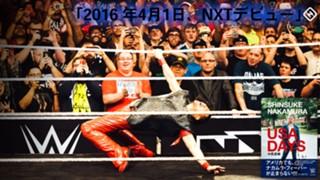 WWE 中邑真輔 USADAYS 12回