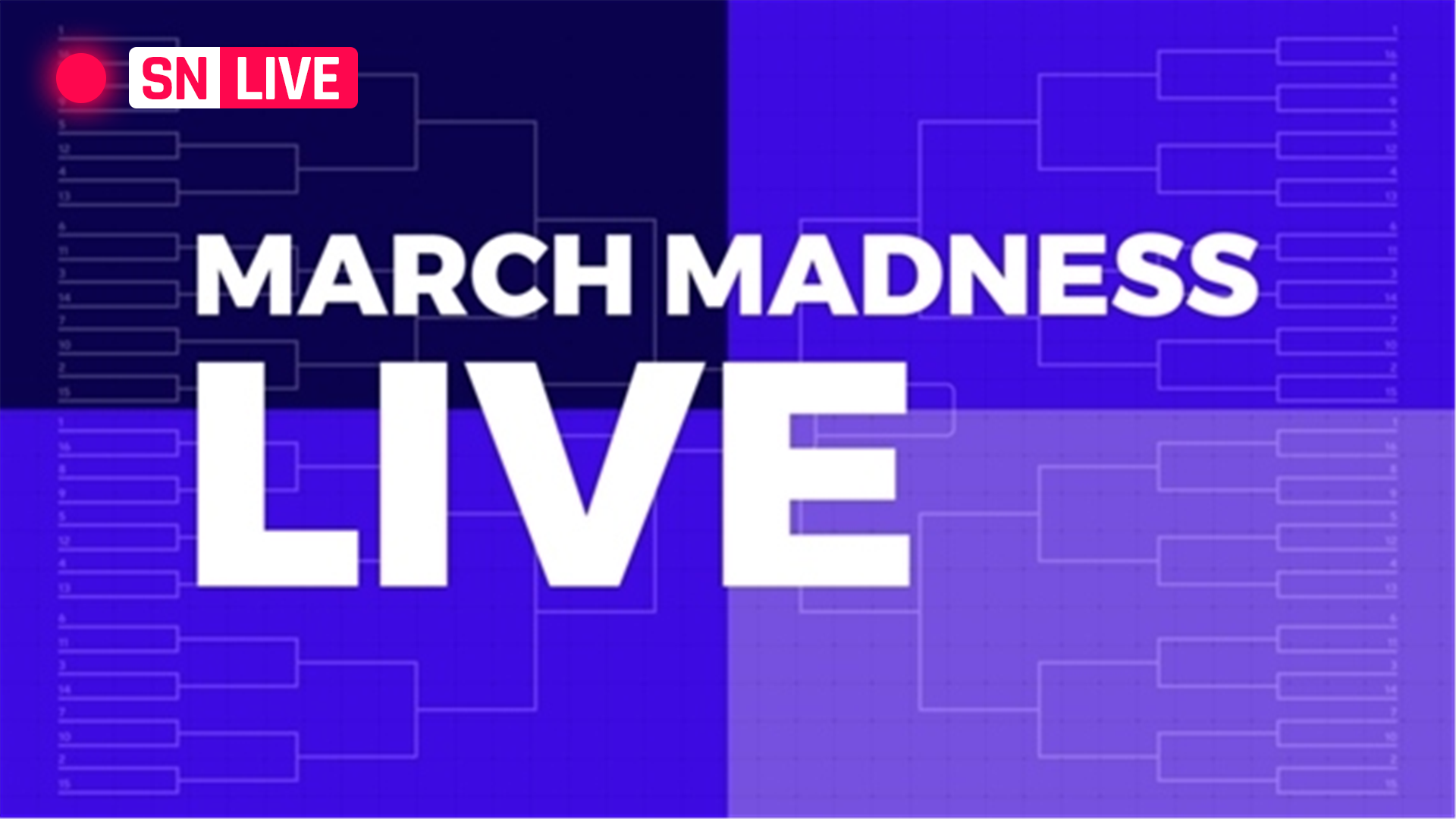 image regarding March Madness Tv Schedule Printable referred to as March Insanity dwell bracket: Total timetable, ratings, how towards