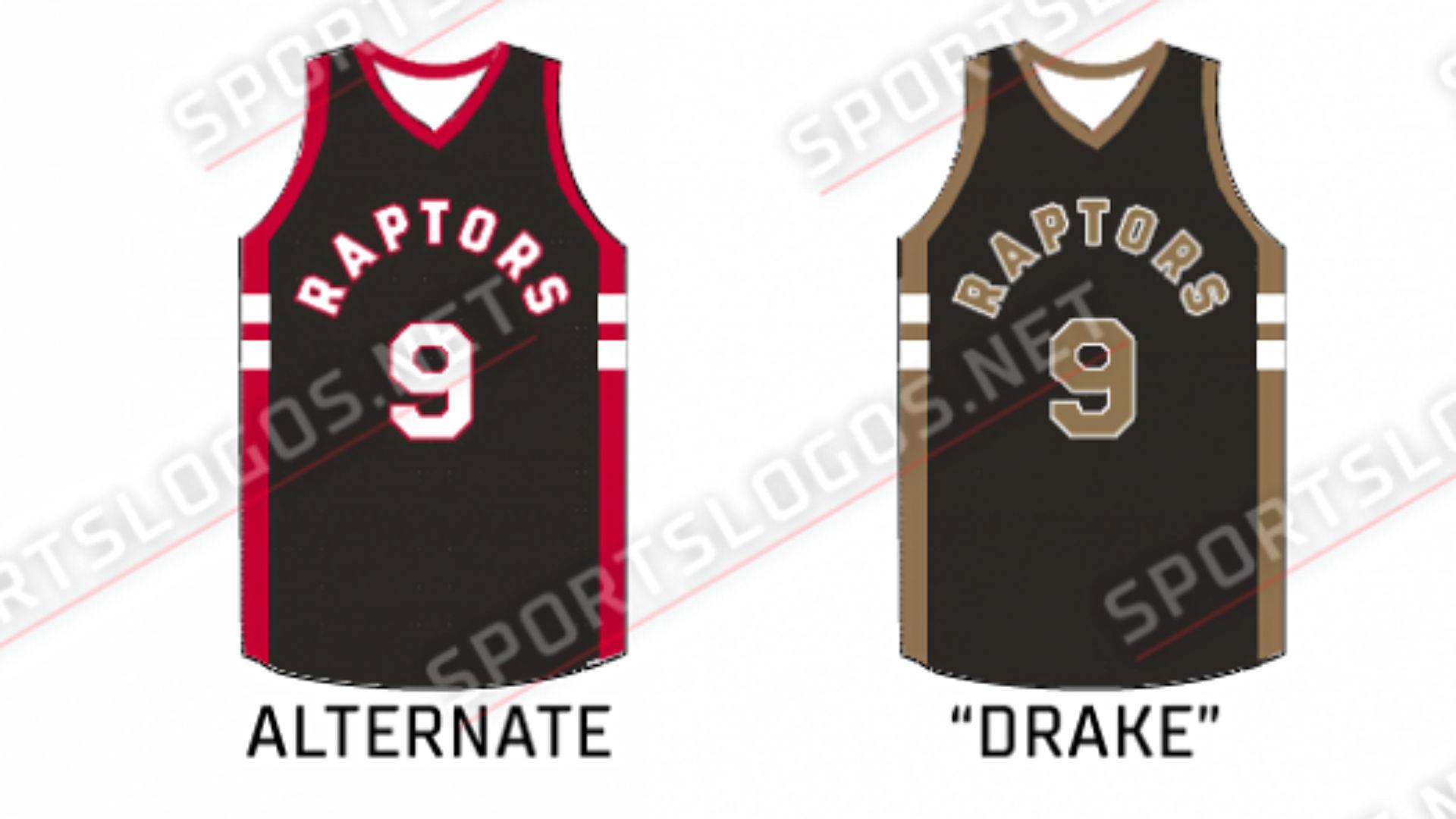 f0f9adf9729 Raptors' new 'Drake' alternate uniform leaked | Sporting News