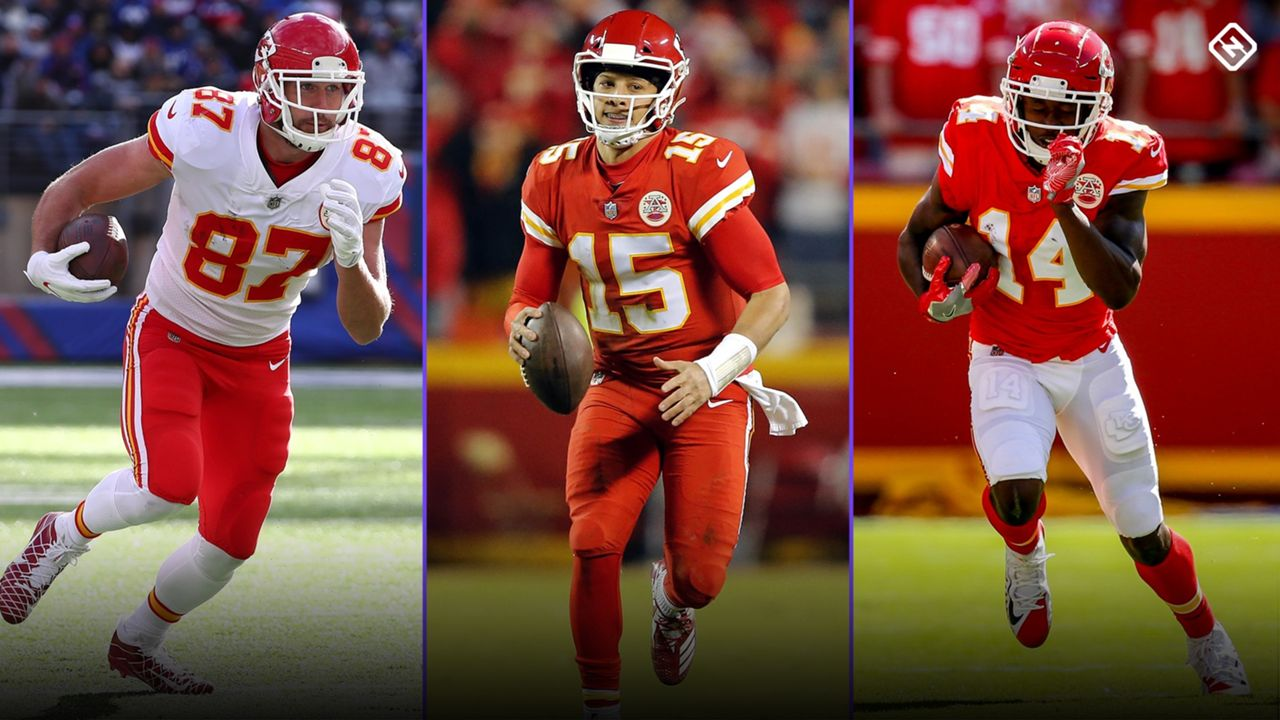 9056b7d755e NFL uniform rankings: The best and worst looks in the league for 2019 |  Sporting News