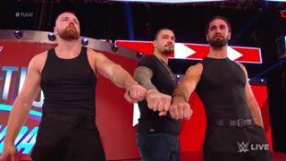 WWE ロウ #1326 ローマン・レインズ