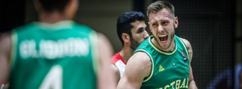 Mitch Creek FIBA Australia