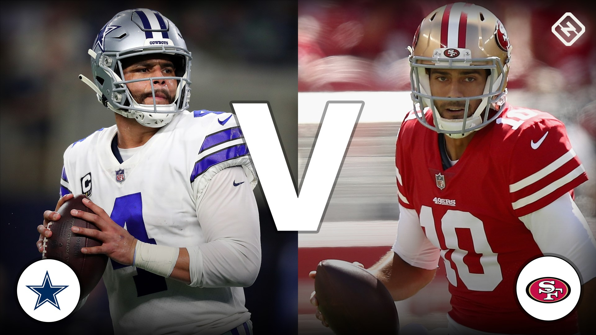 What channel is Cowboys vs  49ers on today? Time, TV schedule for