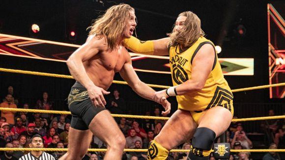 WWE, NXT, #485, リドルに逆襲するオーノ