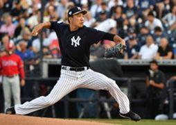 田中将大の投球