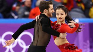 Yura Min and Alexander Gamelin, Korea