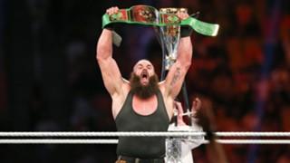 WWE グレーテスト・ロイヤルランブル ストローマン 優勝