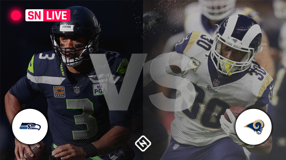 Seahawks vs. Rams: Score, live updates from Week 10 game in LA