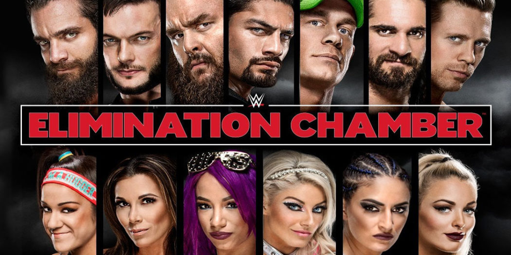 WWE Elimination Chamber 2018: Results, live updates, card, predictions thumbnail