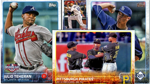Lets Open A Pack Of Baseball Cards Sporting News