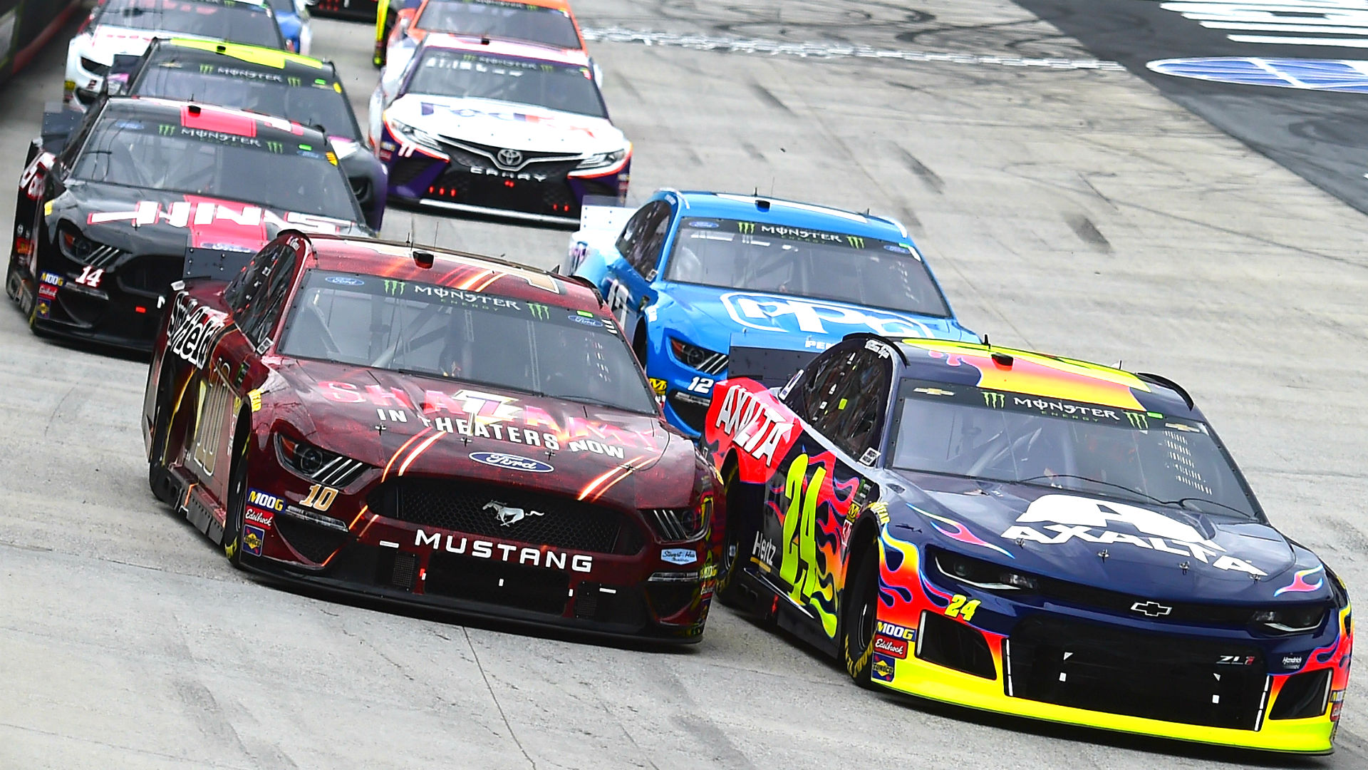 Nascar S 2019 Cup Cars Are The Most Badass Looking Cars In