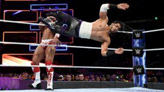 WWE205Liveムスタファアリ