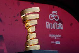 ジロ・デ・イタリア 総合優勝トロフィー