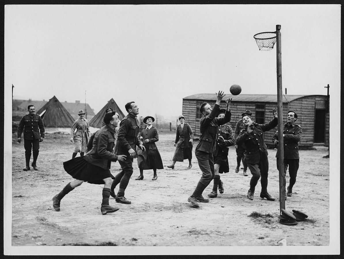 WW1 Basketball