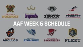 aaf-week-6-schedule-FTR