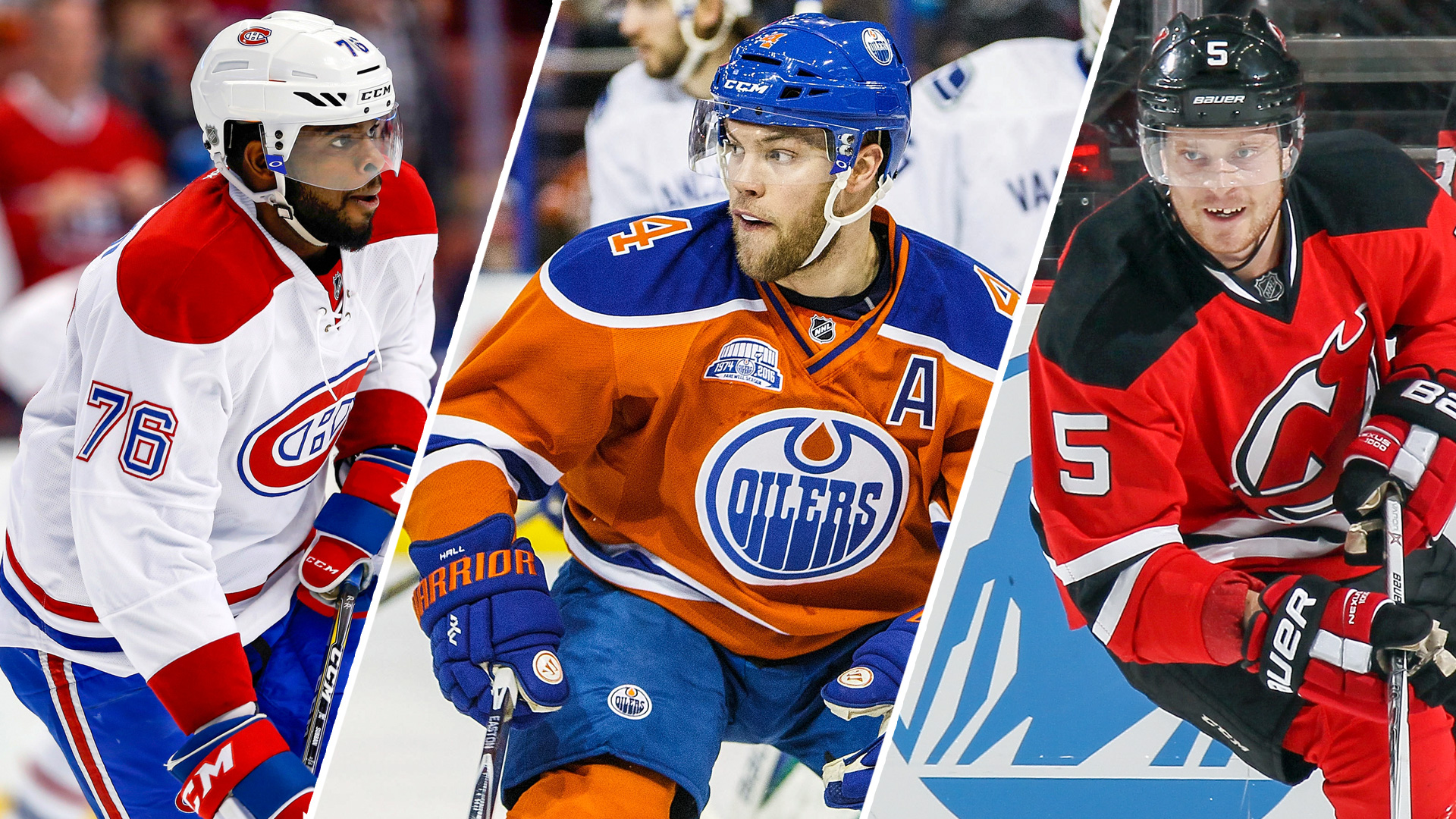 36189b25f3d Winners and losers from P.K. Subban-Shea Weber-Taylor Hall earthquake