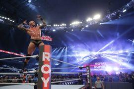 Royala Rumble Randy Orton