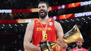 マルク・ガソル Marc Gasol Spain Raptors