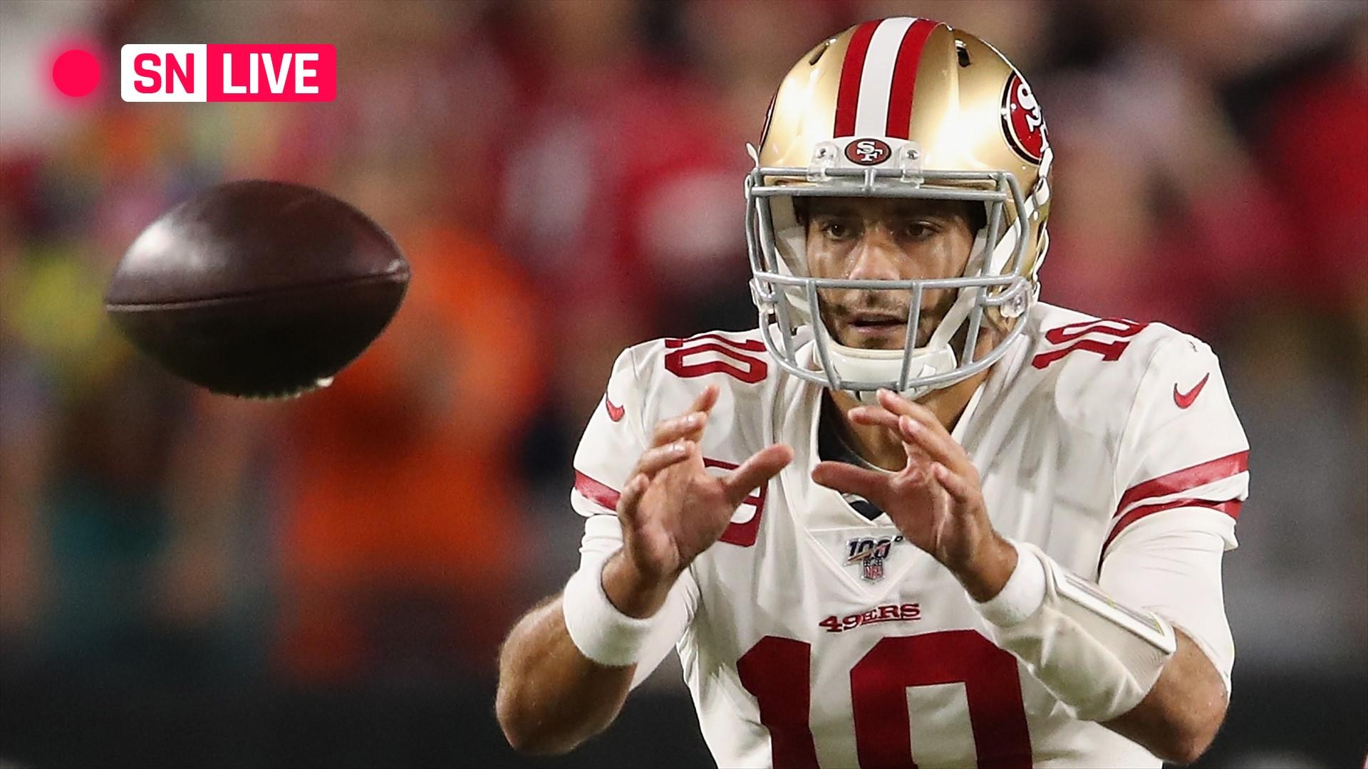 49ers vs. Saints: marcador en vivo, actualizaciones, momentos destacados del partido del domingo 2
