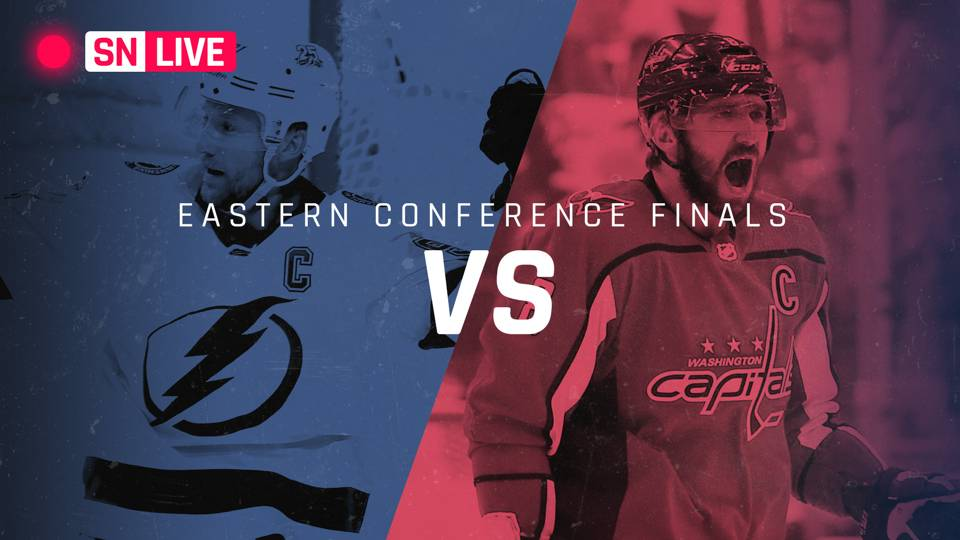 Capitals vs. Lightning: Live rating, updates from Game 7 of the Eastern Conference finals