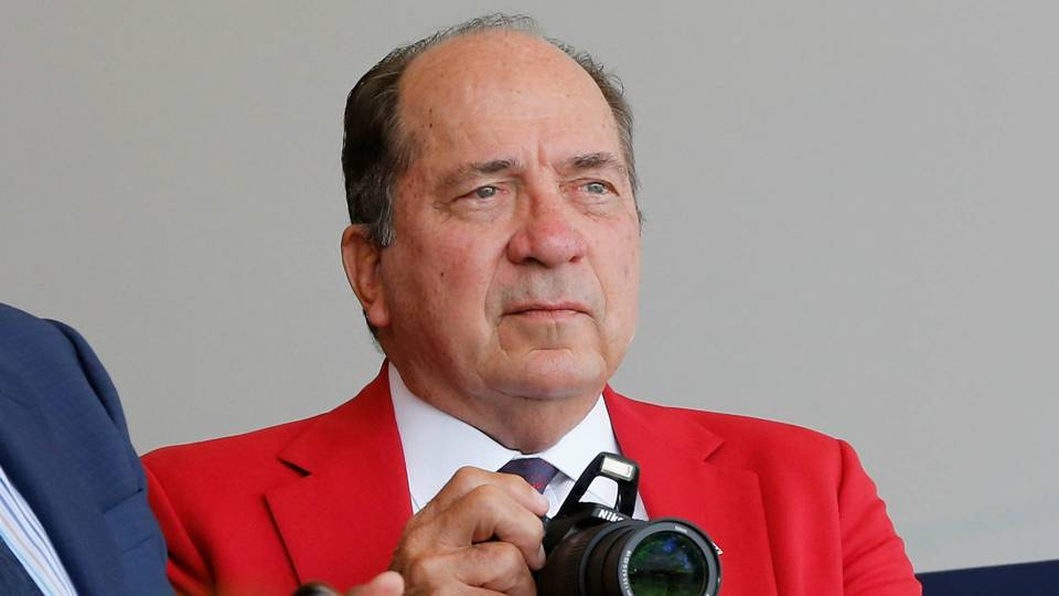 Reds legend Johnny Bench talks about fatherhood, new MLB Network doc and the Hall of Fame