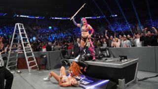 WWE, スマックダウン, #1008, アスカ