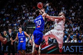 Gigi Datome vs Poland FIBA