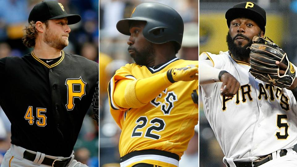 MLB trade rumors: Examining the market for Pittsburgh's trio of McCutchen, Cole, Harrison