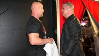 Austin and Shane MCmahon