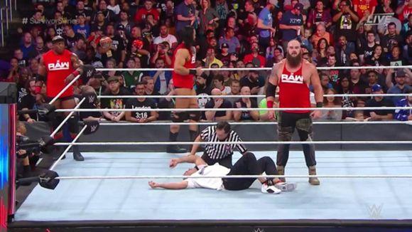 WWE, PPV, サバイバー・シリーズ, 男子イリミネーション戦