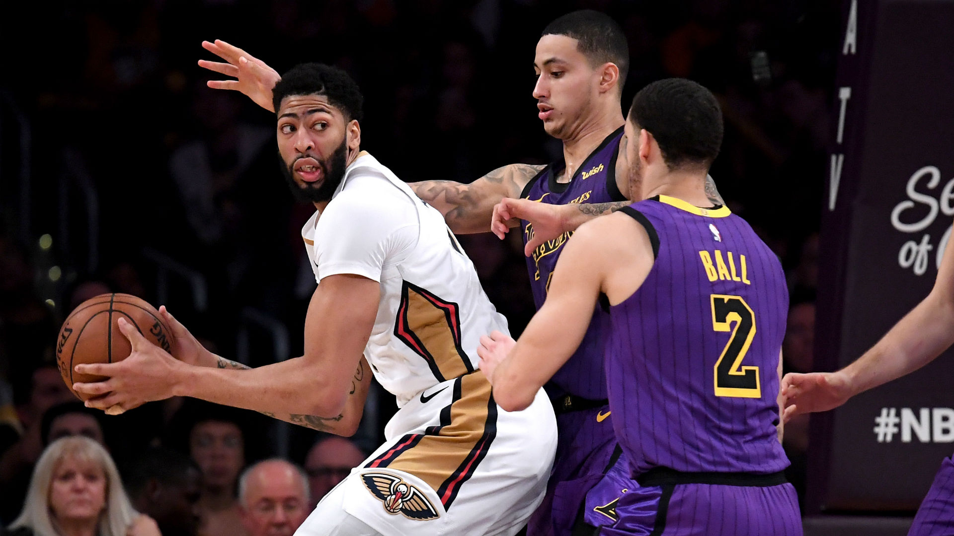 Anthony Davis trade grades: Lakers begin title chase; Pelicans exploit LA's desperation