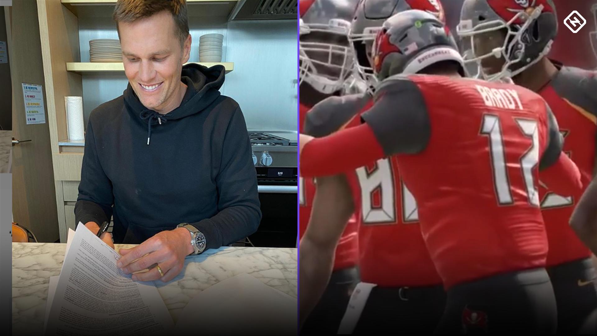 'Madden 20': primer vistazo a Tom Brady, otras estrellas de la NFL con nuevos uniformes 2