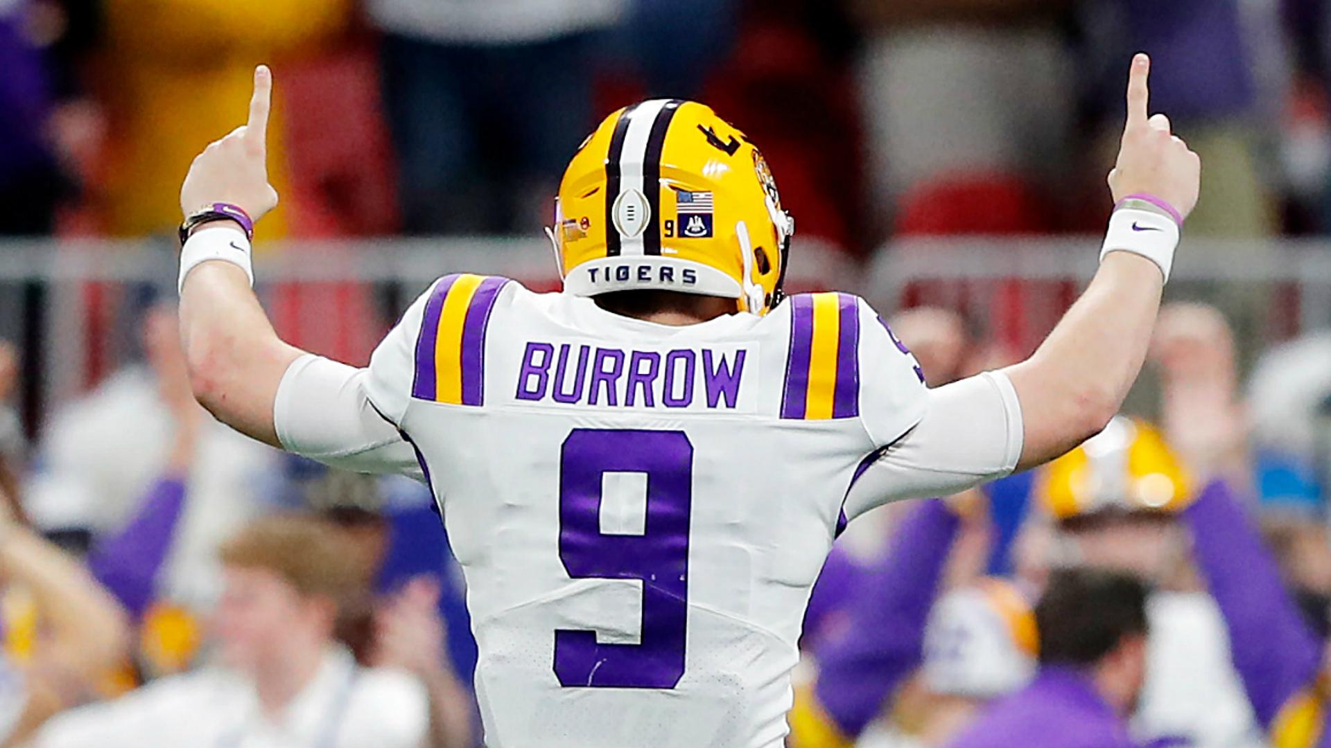 ¿Cómo será el juego aéreo de LSU sin Joe Burrow, Joe Brady en 2020? 2