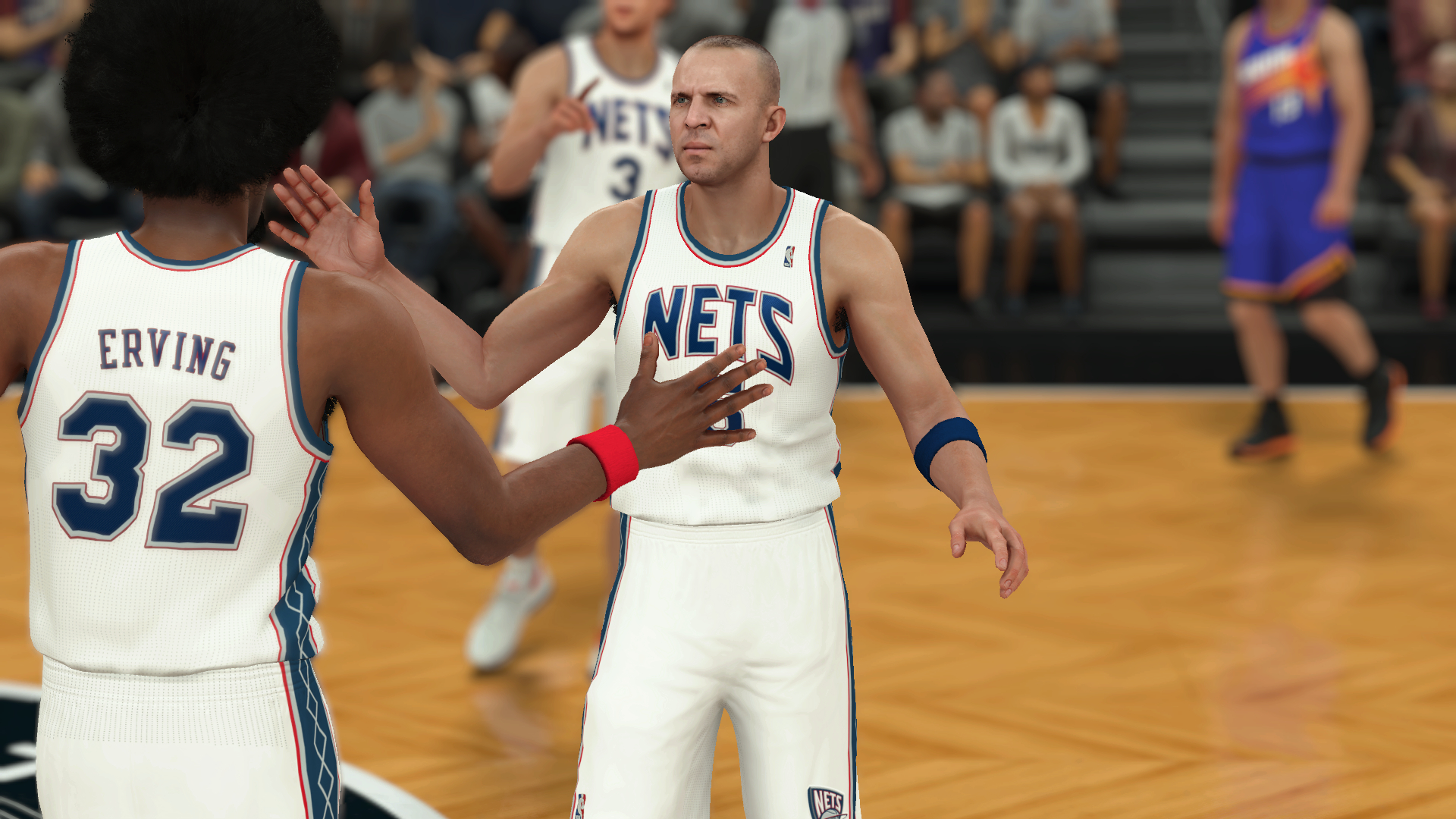 NBA 2K18' all-time tournament: Timberwolves, Nets pull off