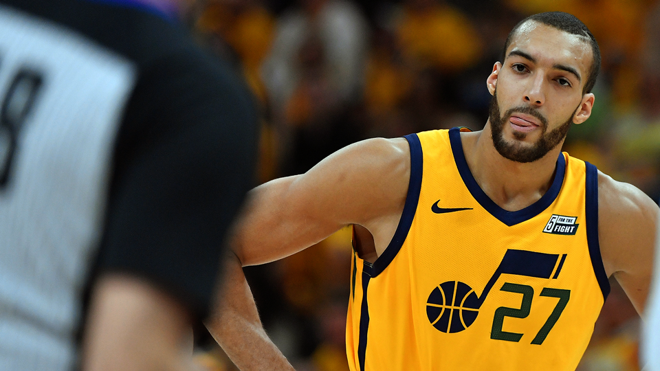 Draymond Green mocks Rudy Gobert for crying about NBA All-Star snub