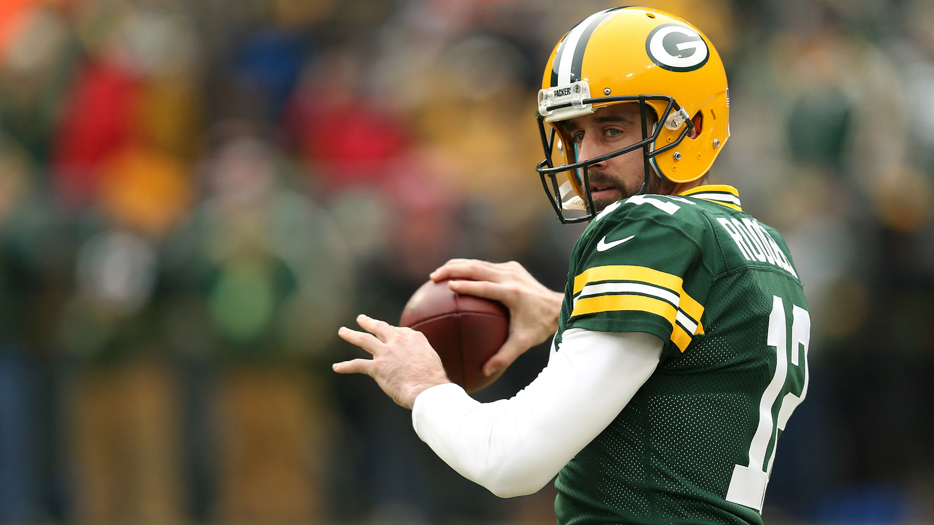 Are the Packers properly maximizing Aaron Rodgers' prime?