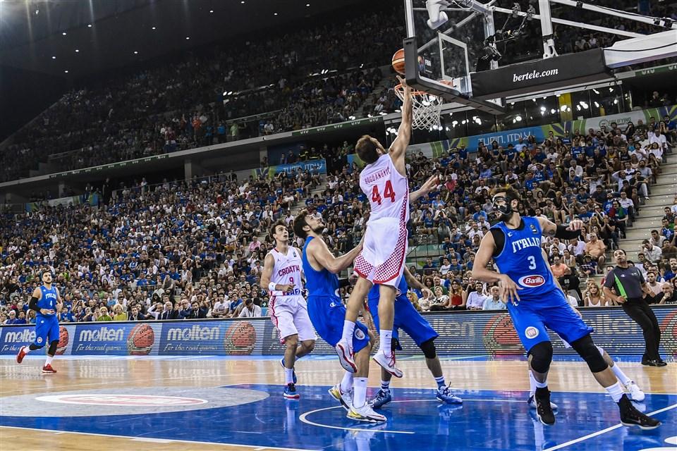 Bogdanovic Croatia FIBA